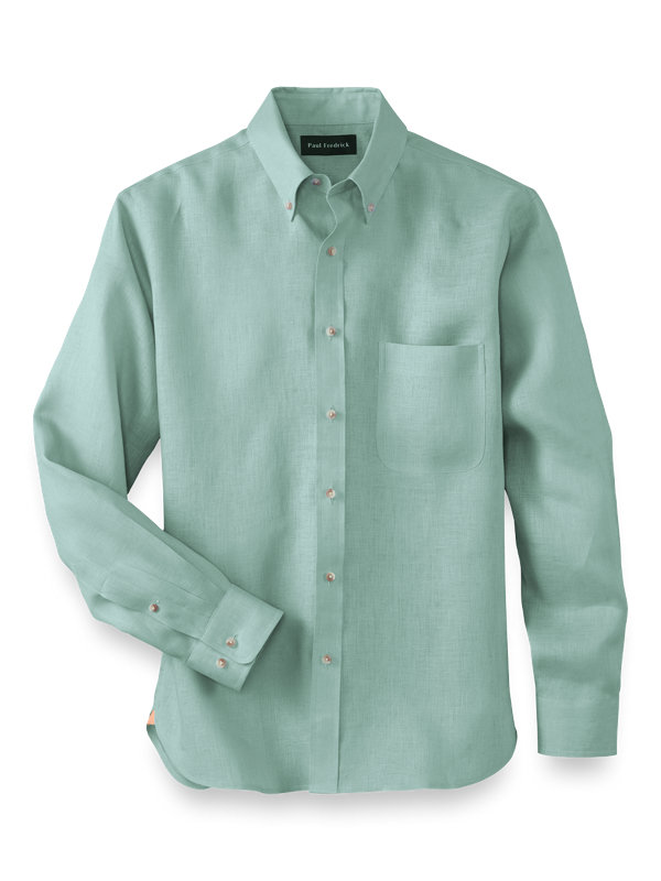 Linen Solid Casual Shirt