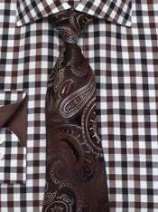 Paisley Silk Tie