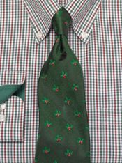 Holly Silk Tie