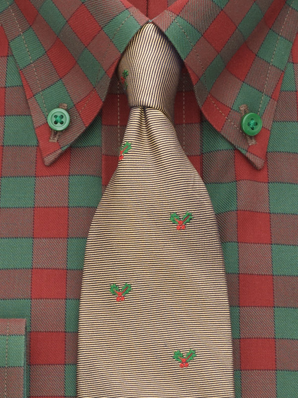 Holly Silk Tie