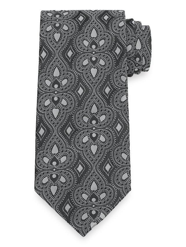 Medallion Tie