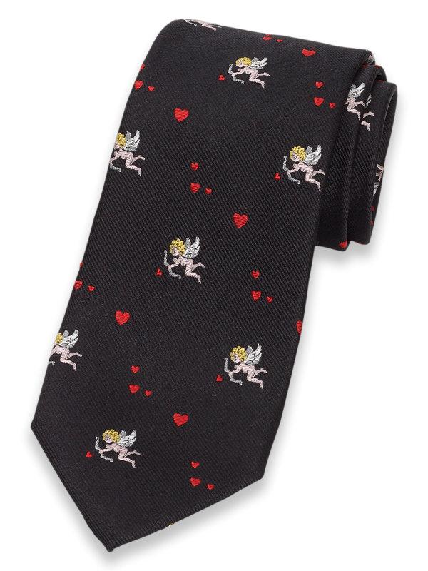 Cupid Silk Tie
