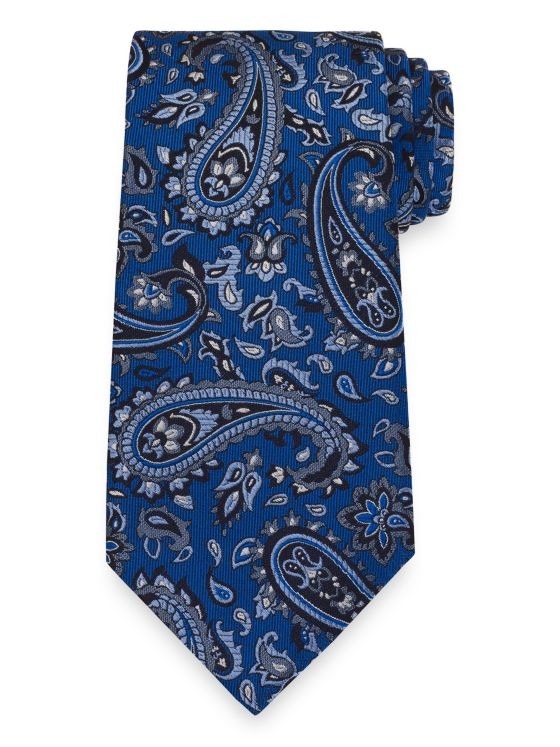 Pasiley Silk Tie