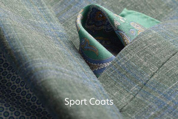 Italian Wool Sport Coats