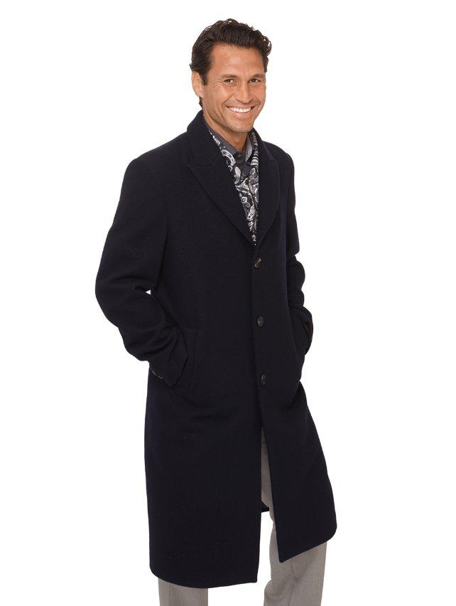 Wool Coat Long Coat