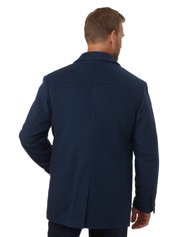 Wool Top Coat