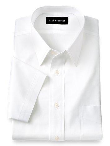 Mens Short Sleeve Shirts Paul Fredrick