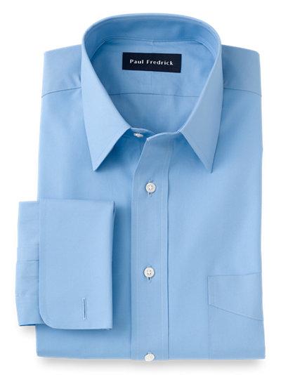 25d19a77e877b French Cuff Dress Shirts for Men | Paul Fredrick