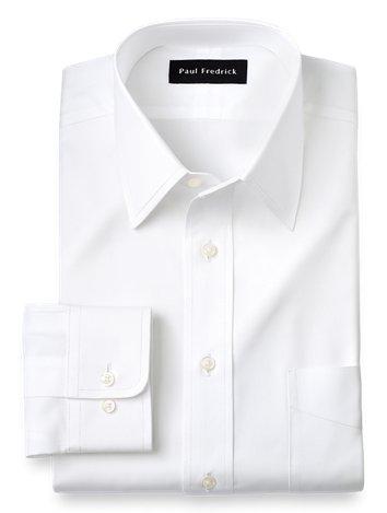 Egyptian Cotton Dress Shirts Paul Fredrick