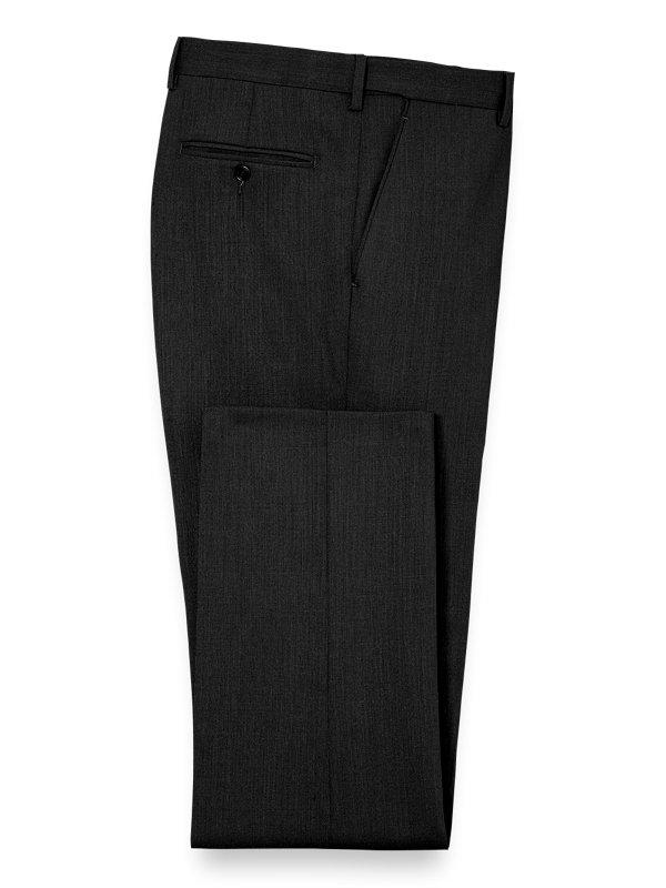 Classic Fit Essential Wool Peak Lapel Suit