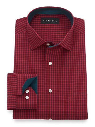 Paul Fredrick Non-Iron Dress Shirts