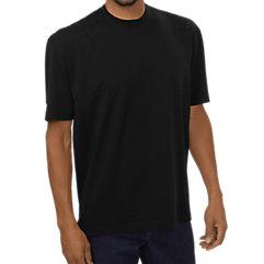 Cotton & Silk Short Sleeve T-shirt