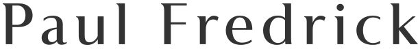 Paul Fredrick Logo