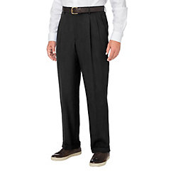Tencel & Linen Pleated Pant