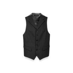 Essential Wool Suit Vest