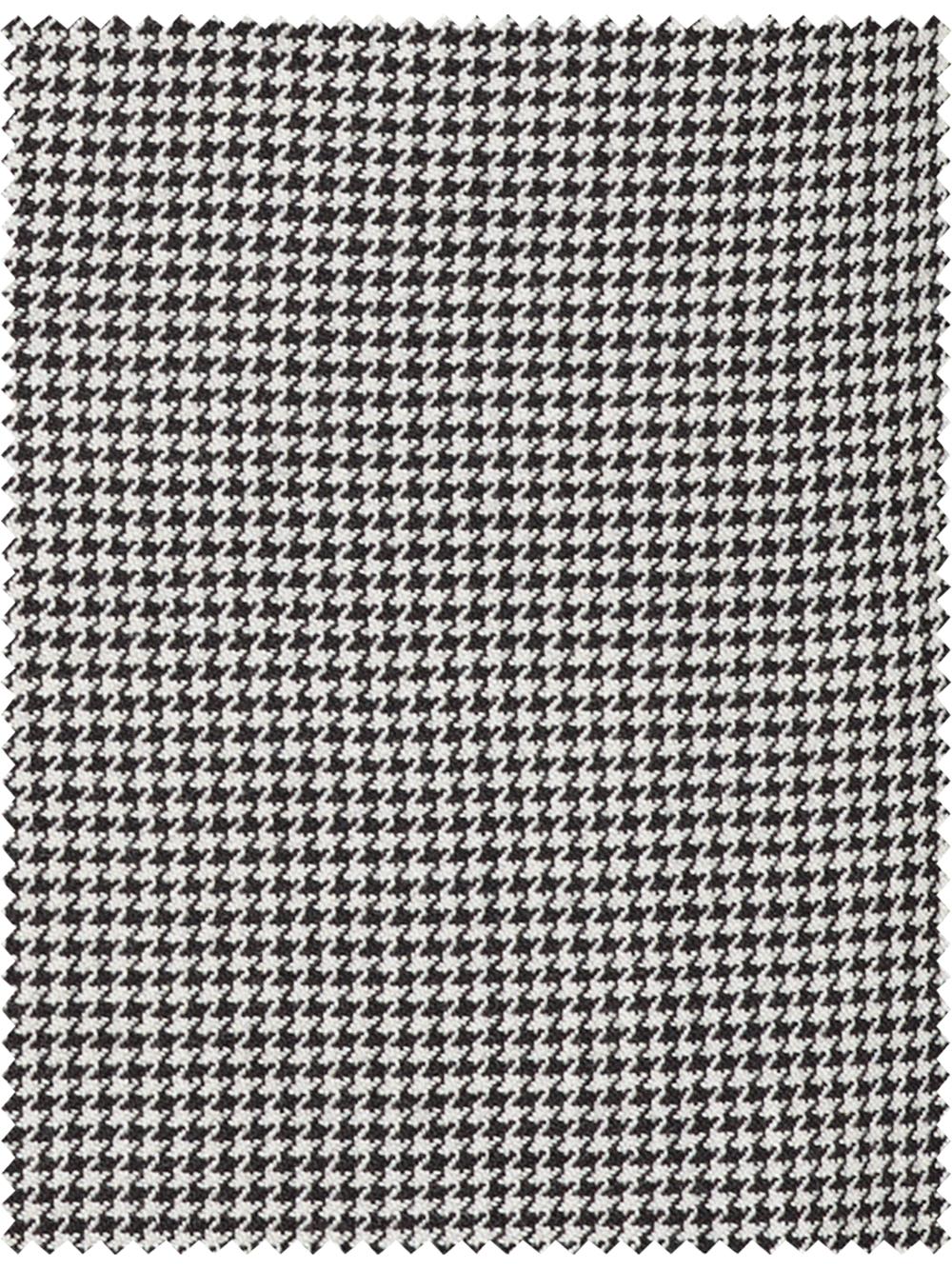 8f99980ff9c70 Wool Houndstooth Peak Lapel Suit Jacket | Paul Fredrick