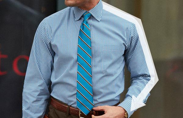 How to Measure Shirt Sleeve Length