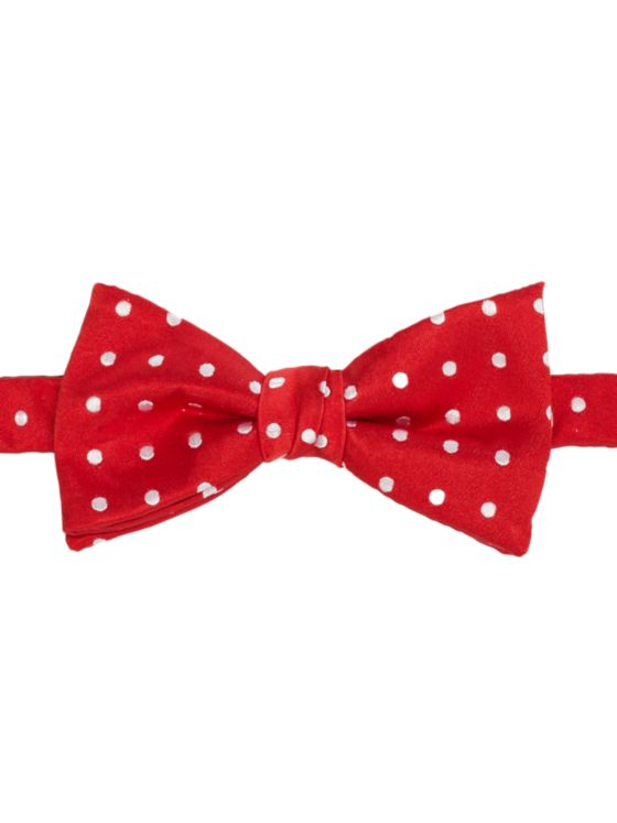 6a265a5630f8 Alert. Close. Continue Shopping. Dot Pre-Tied Silk Bow Tie