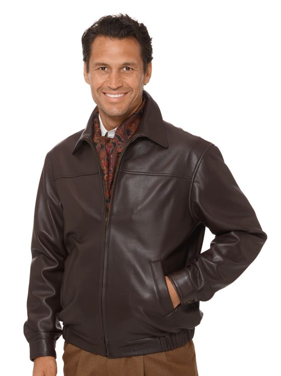 896dcff4b39 Alert. Close. Continue Shopping. New Zealand Lambskin Leather Bomber Jacket